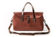 The Zip-Top Briefcase - Tan from Whipping Post