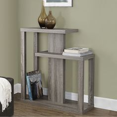 Dark Taupe Reclaimed-look 32-inch Console Accent Table - Overstock Shopping - Great Deals on Coffee, Sofa & End Tables