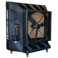 "36"""""""" Fan, Direct-Drive, Hi-Performance Vari-Speed Unit"