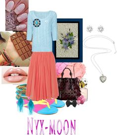 """""""Untitled #162"""" by nyxmoon ❤ liked on Polyvore"""