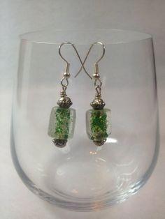 Beaded Earrings by BeadingBeeCreations on Etsy, $6.00