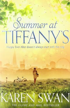 Our 50 Book Pledge Featured Read for the week of June 1st is Summer at Tiffany's by Karen Swan! A wedding to plan. A wedding to stop. What could go wrong? Summer at Tiffany's by Globe and Mail bestselling author Karen Swan returns to the characters from Christmas at Tiffany's to explore what happens after Happy Ever After.