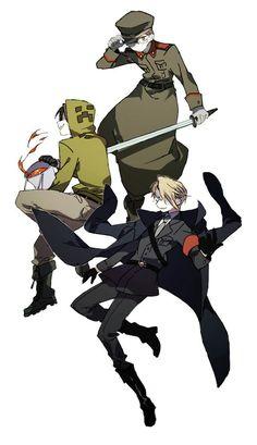 Me Me Me Anime, Anime Guys, Game Character, Character Design, Hetalia Funny, Rpg Horror Games, Minecraft Fan Art, Cartoon Games, Manga