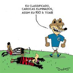 Cruzeiro classificado na Libertadores