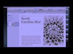 Creating Panoramic Pages in iBooks Author - YouTube video tutorial from Sean Junkins