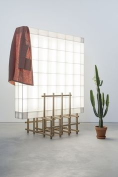 The series of objects can be positioned freely, in unpredictable and thought-provoking compositions. The arrangements of the separate objects create an interaction with the surrounding space, making the negative and positive space equally important.