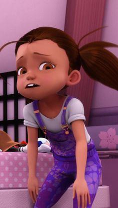 Manon Chamack | Miraculous Ladybug S1 | Ep 18 Marinette Doll, Ladybug And Cat Noir Reveal, Minor Character, Miraculous Ladybug, Characters, Disney Princess, Claws, Mlb, Figurines