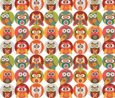 owls by valentina ramos