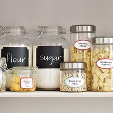 Custom designed and specialty labels for your every need #marthastewarthomeoffice