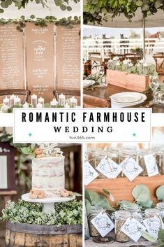 We love this wedding because you could easily recreate it with your own specific accent colors for a totally different look. Fall Wedding, Rustic Wedding, Wedding Reception, Our Wedding, Dream Wedding, Wedding Ideas, Single Girl Problems, Party Planning, Wedding Planning