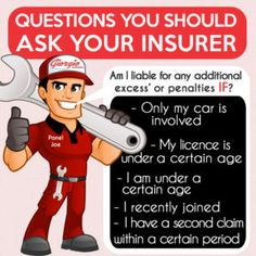 Who hates those 'HIDDEN' insurance costs and penalties? Here are a few questions you can ask your insurer to make sure there are no surprises when you claim!