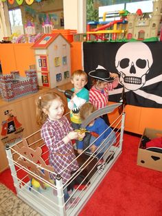 Welkom: Project piraten