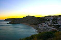 Algarve sunset.