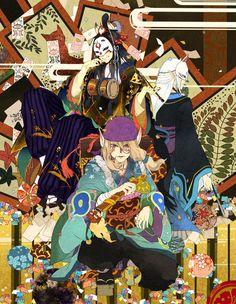 Media Tweets by 陰陽師本格幻想 同人帳 (@Onmyojigamekami) | Twitter Manga Art, Manga Anime, Anime Art, Mononoke Anime, Onmyoji Game, Character Art, Character Design, Tamamo No Mae, Anime Profile