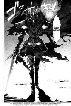 """Maoyuu Maou Yuusha - """"Kono Watashi no Mono Tonare, Yuusha yo"""" """"Kotowaru!"""" 5: I Am Dark Knight! at MangaFox.me"""