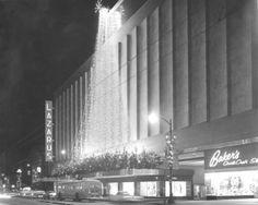 Lazarus Department Store. Columbus, Ohio