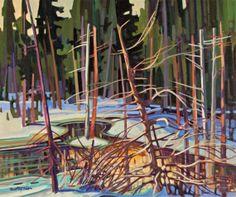 Paul Lecor, Spring Thaw