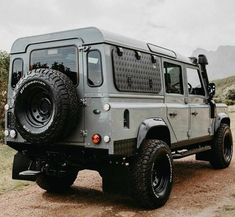 Great build from Defender Camper, Land Rover Defender 110, Landrover Defender, Patrol Gr, Badass Jeep, Expedition Vehicle, Toyota Cars, Land Rover Discovery, Jeep 4x4