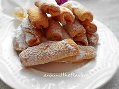 Around the flavors: Węgierskie ciasteczka kiffles