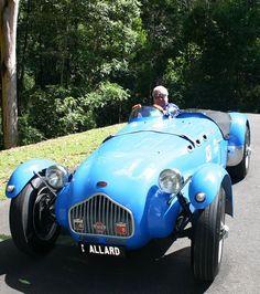 J2 Allard 1950-1952