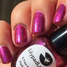 Lilypad Lacquer - Clematis $15