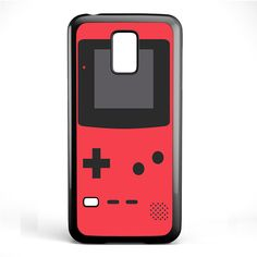 Red Pink Gameboy Phonecase Cover Case For Samsung Galaxy S3 Mini Galaxy S4 Mini Galaxy S5 Mini