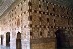 Amber Palace walls, Amber, India
