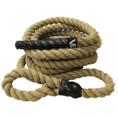 Valor Fitness CLR-25 25' Sisal Climbing Rope