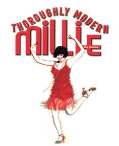 "I played Ethel Peas in the broadway musical ""Thoroughly Modern Millie!"" such a blast!"