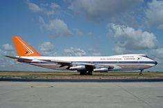 Suid Afrikaanse Lugdiens Boeing 747-244B, 22 July 1979 Boeing Aircraft, Airbus A380, Virgin Atlantic, Commercial Aircraft, Civil Aviation, African, Pista, Airports, Spacecraft