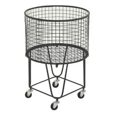 Found it at Wayfair - Roll Storage Basket