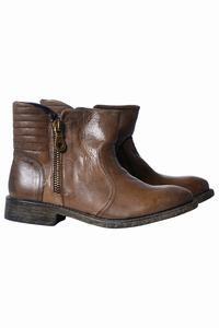 Agnello støvle fra Amust - 0844