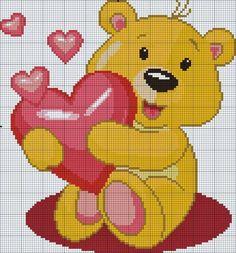 Quilting like crazy punto croce cross stitch for Cross Stitch For Kids, Cross Stitch Baby, Cross Stitch Kits, Cross Stitch Charts, Cross Stitch Designs, Cross Stitch Patterns, Crochet Patterns, Baby Blanket Crochet, Crochet Baby