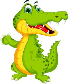 Find Funny Crocodile Cartoon Posing stock images in HD and millions of other royalty-free stock photos, illustrations and vectors in the Shutterstock collection. Jungle Animals, Baby Animals, Cute Animals, Cartoon Styles, Cute Cartoon, Cartoon Drawings, Animal Drawings, Crocodile Cartoon, Inkscape Tutorials