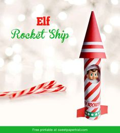 Free Elf on the Shelf printable to step you Elf game. Lol