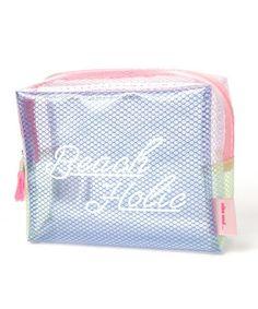 Cute Pencil Case, Makeup Package, Vanity Bag, Pouch Bag, Summer Fun, Packaging Design, Coin Purse, Dots, Wallet