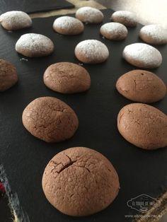 Solo tres ingredientes para hacer estar espectaculares galletas de nutella, fáciles, rápidas y buenísimas de sabor. A los niños le encantarán !
