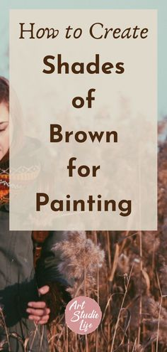 Learn how to mix the color brown! Which colors you need in order to get a good brown. How to mix colors. How to mix brown. Learn color mixing with oil paints. Color mixing with paint. Painting for beginners. Oil painting for beginners. Learn how to paint. Learn how to mix colors. #Colormixing #learnhowtopaint #paintingforbeginners #painting #oilpainting #howtopaint #howtomixcolors Oil Painting For Beginners, Oil Painting Techniques, Earth Tone Colors, Earth Tones, Yellow Complementary Color, How To Make Brown, Learning Colors, Learn To Paint, Warm Colors