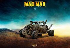 Le tant attendu Mad Max : Fury Road sortira en salles le 14 mai. Dans ce remake réalisé par George Miller (le réalisateur visionnaire de la première trilogie Mad Max), on retrouve le monde Post-Apocalyptique et les fameux véhicules customisés en véritables monstres d'acier. Dodge, Buick, Big Foot ou Buggy, Warner Bros nous présente cette …