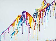 """Artist :Shane Turner """" Psy Chameleon '"""