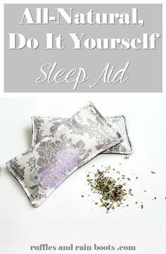 Lavender Sleep Pillo