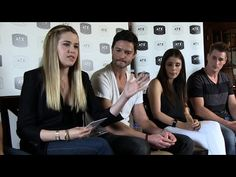 ▶ Roswell (TV series) 15 Year Reunion Panel (2014) - YouTube