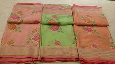 Banarasi georgette Ph.9849114333