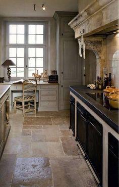 Concrete floors!!!