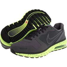 Nike - LunarMX+ Vortex (Dark Grey/Dark Grey-Violet-Victory Green) - Footwear, $66.99 | www.findbuy.co