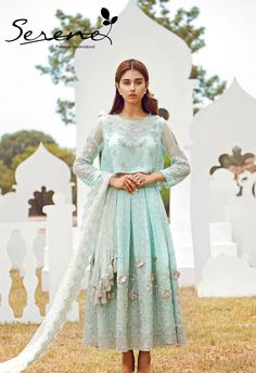 Serene Luxury Chiffon Bridal Collection