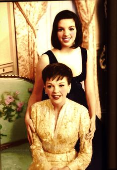 Mother and Daughter: Judy Garland and Liza Minnelli
