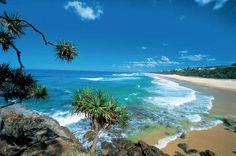 Sunshine Beach - Sunshine Coast - Qld, Australia