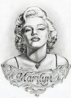 "Marilyn Monroe ""Art"": one of the better Marilyn portraits"