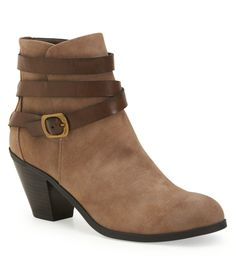 Chinese Laundry® Belted Upper Boot from Aeropostale